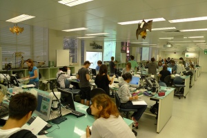 Monash University Laboratorium