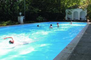 pool college
