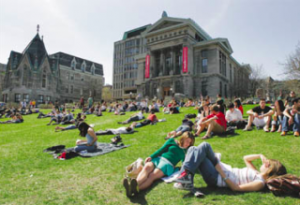 campus life at mcgill