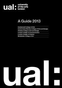 FRONT COVER IMAGE UAL A GUIDE 2013_opt