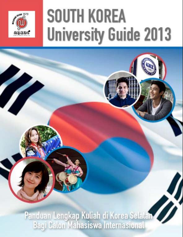 panduan kuliah di korea