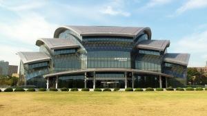 Samsung_Library_at_Suwon_campus_of_Sungkyunkwan_University