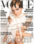 Emma Watson covers Vogue UK December 2010