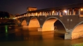 Pavia,_Ponte_Coperto_by_night