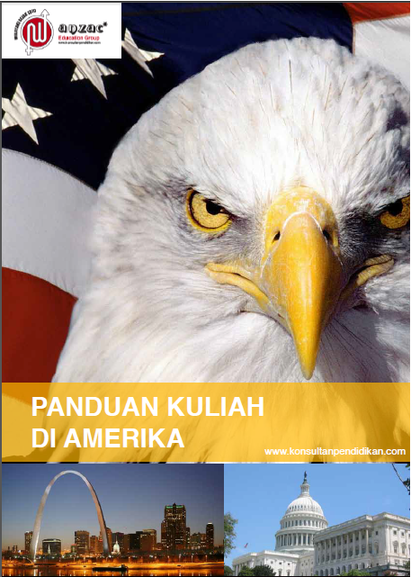 Ebook Panduan Kuliah di Amerika - Free!!