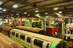London Transport Museum Depot 2003 - 026