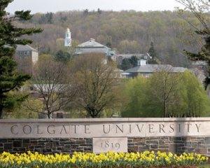 colgate university stone