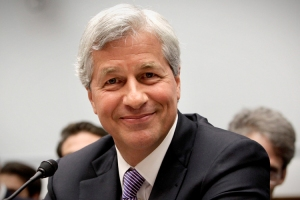 JPMorgan Chase & Co CEO Jamie Dimon testifies before the House Financial Services hearing in Washington