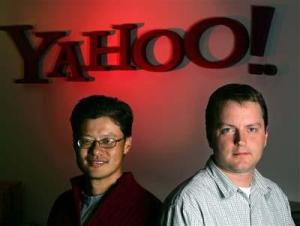 jerry yang & david filo - Yahoo