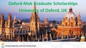 beasiswa ke oxford