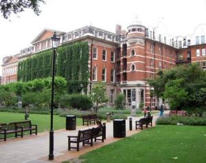 kings college campus
