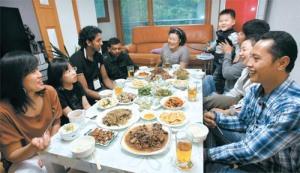 meet and greet korea