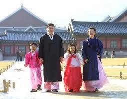 traditional korean