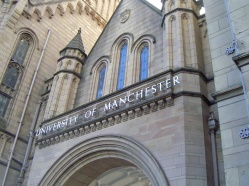 Whitworth Hall, University of Manchester