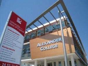 alexander college 1