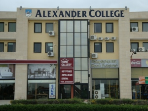 alexander college 2