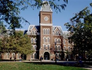University Hall File A-2 October 1992 Lloyd Lemmerman photo