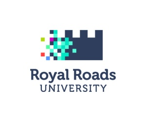 royal roads university - logo