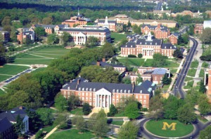 university of maryland - college park