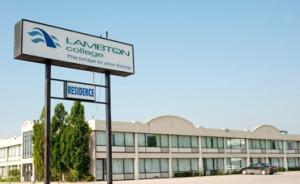 accomodations-residence Lambton college