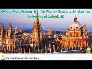 beasiswa ke oxford university