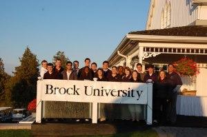 brock university 3