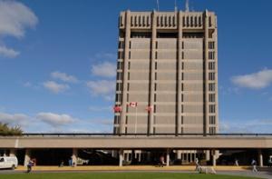 brock university - schumon tower