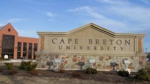 cape breton university 2