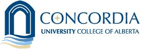 concordia university - alberta logo
