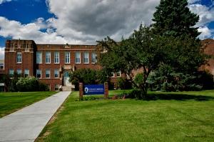 Corcordia University College Alberta -building