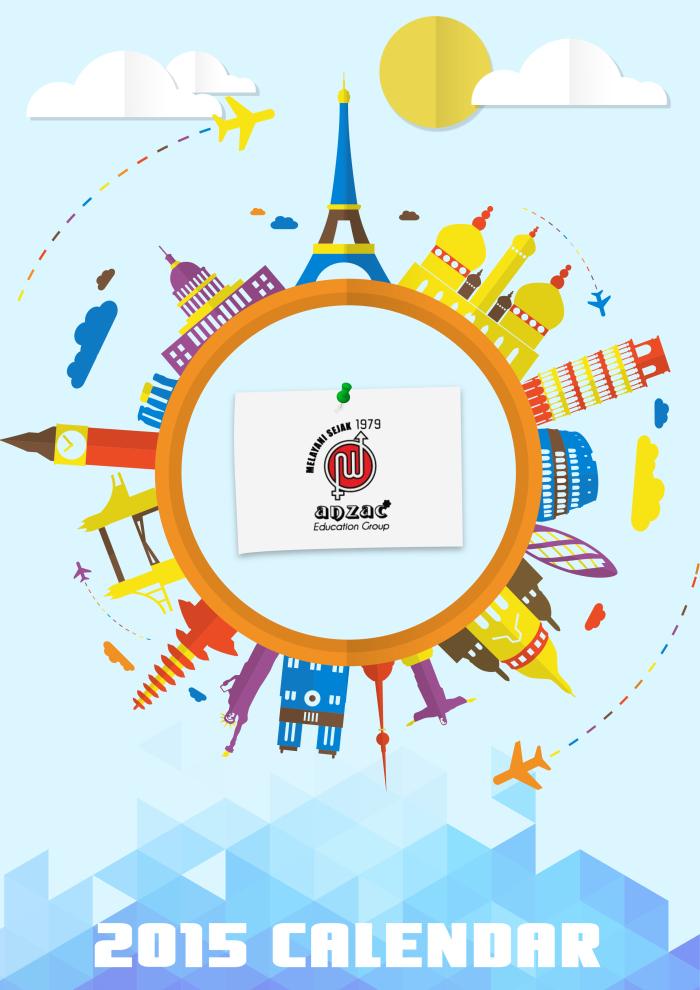 Kalender Kuliah Luar Negeri 2015