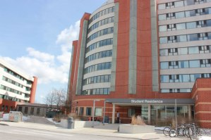 humber college residence