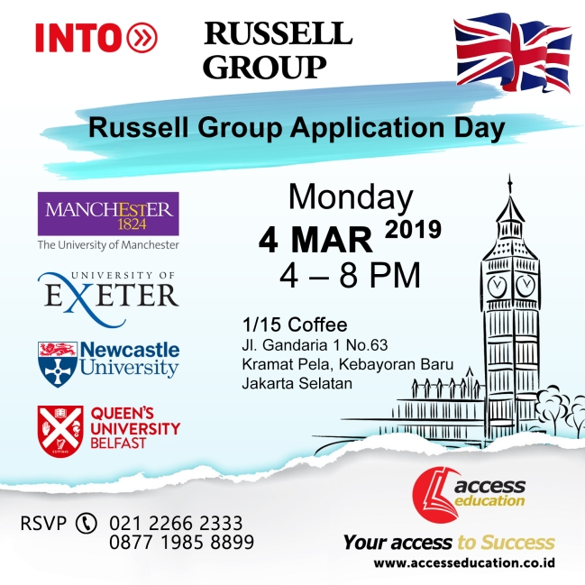 13 - INTO Russel Group