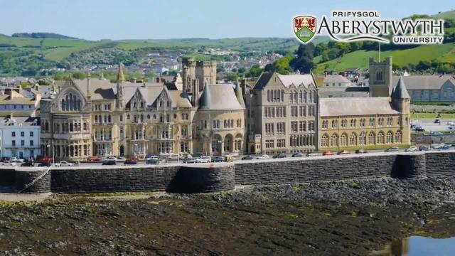 Hasil gambar untuk Universitas Aberystwyth