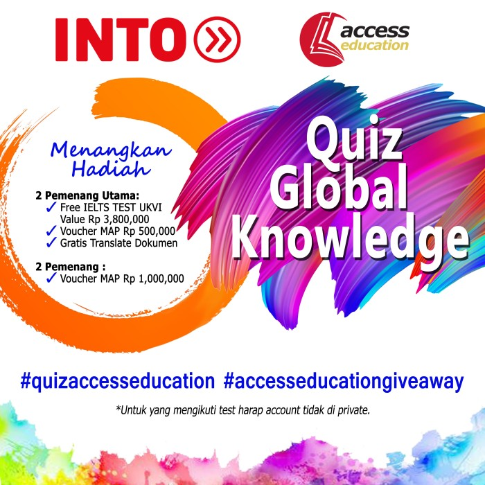 INTO Quiz - Access
