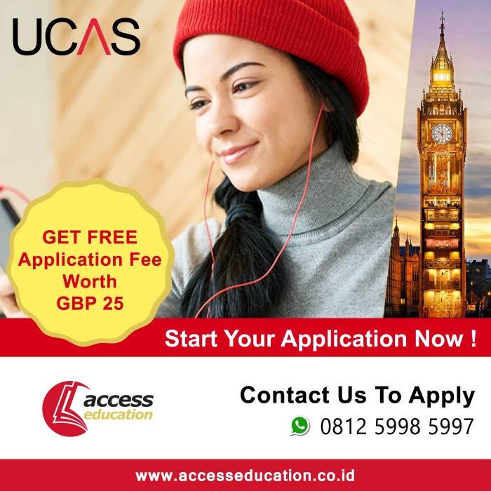 UCAS (Website Konsultan)