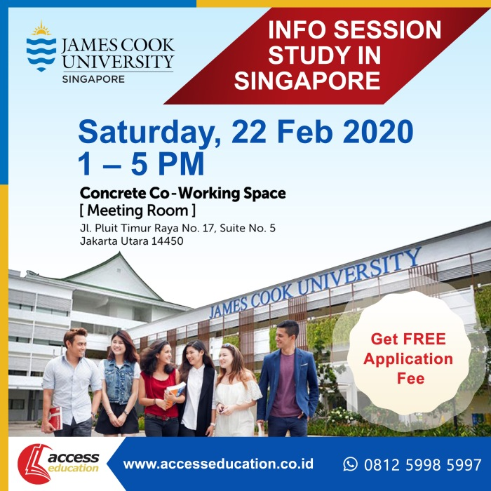 JCU Singapore 22 Feb 2020 - Website Konsultan